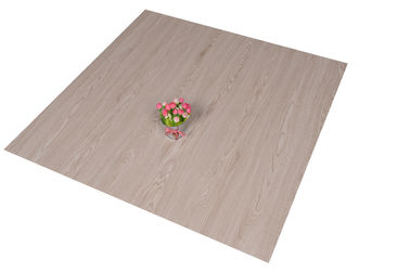 Recycled Durable PVC Floor Tiles UV Coating 4.0mm - 6.0mm Thickness