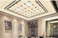 Shops Decorative Suspended Ceiling Tiles With Aluminum Alloy 1100 Material Tedarikçi